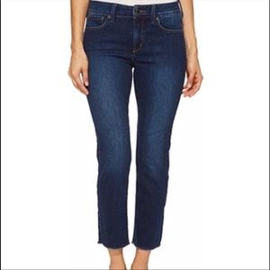 NYDJ Slim Ankle Fray Jean Size 20W